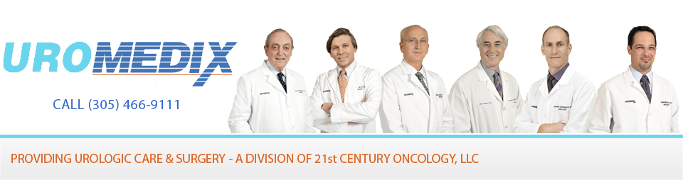Urologists in Pembroke Pines, Aventura and Hialeah - Uromedix